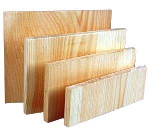 Martial Arts Pine Wood Breaking Boards 12x10x1 Bulk - Pine Breaking Boards