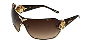 Chopard Sunglasses SCH999S 0300 Gold/Havana 999