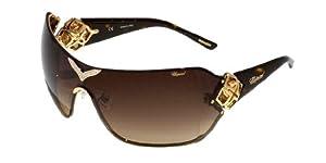 Chopard Sunglasses SCH999S 0300 Gold/Havana 999