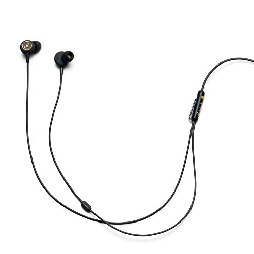 Marshall 4090940 Mode EQ in-Ear Headphones (Black/Brass)