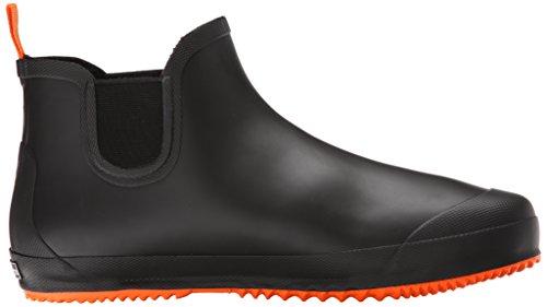 Rubber Tretorn Boot Black Bo orange Men's wg4q1P