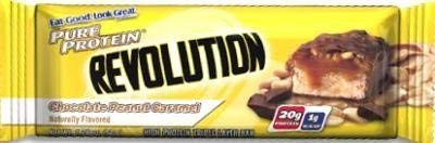 Pure Protein Bar - Revolution - 1.58 oz - Case of 6 by Pure Protein