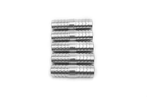 LTWFITTING Bar Production Stainless Steel 316 Barb Splicer Mender 5/8