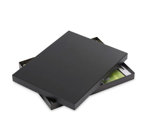 (Pina Zangaro Olema Black Aluminum Presentation Box, 8.5