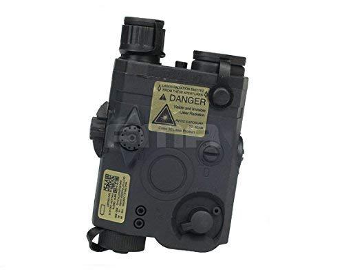 Navy Seal FMA PEQ-15 LA-5 Caja de batería simulada para Tactical Airsoft AEG Display Black