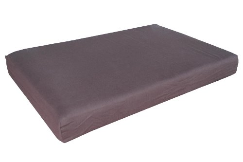 Go Pet Club RR52 Memory Foam Orthopedic Dog Bed, 52 by 40 by