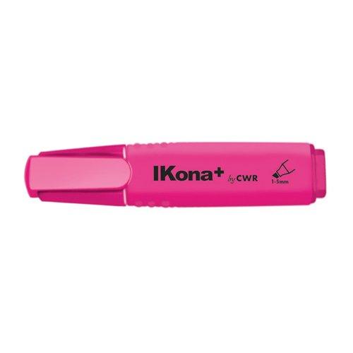 IKona+ 11675/4 Evidenziatore, Fucsia CWR