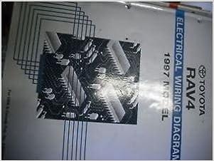 1997 Toyota Rav4 Rav 4 Electrical Wiring Diagram Troubleshooting