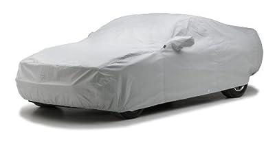 Covercraft Custom Fit Car Cover for Mercedes-Benz E Class (Noah Fabric, Gray)