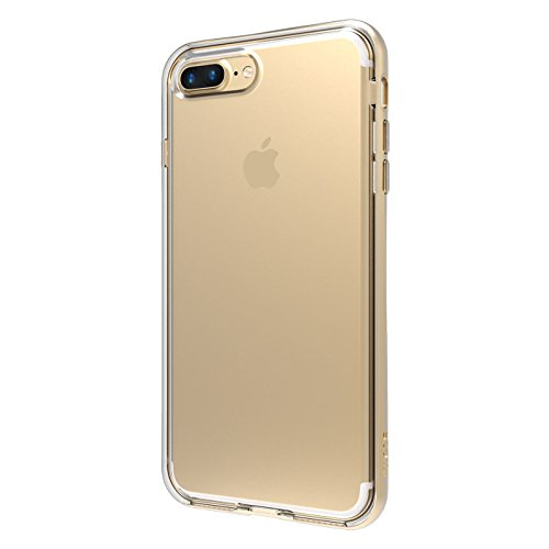 iPhone Plus Luxurii Clear Champagne