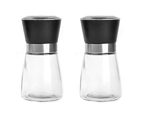 JSRE Quality Glass Shakers of 3 Sets