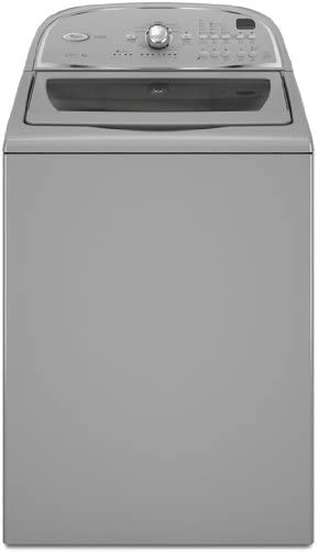 Amazon Com Whirlpool Cabrio Wtw5700x 27 Top Load Washer With