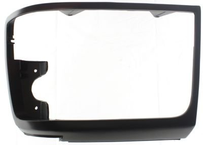 Assembly Ford Headlight F53 (Crash Parts Plus Single Headlight Door for 92-96 Ford Bronco, F Super Duty, F-Series, F53, F59)