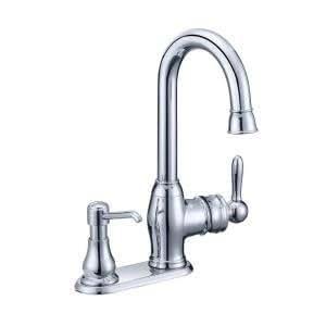 Glacier Bay Newbury Single-Handle Bar Faucet in Chrome