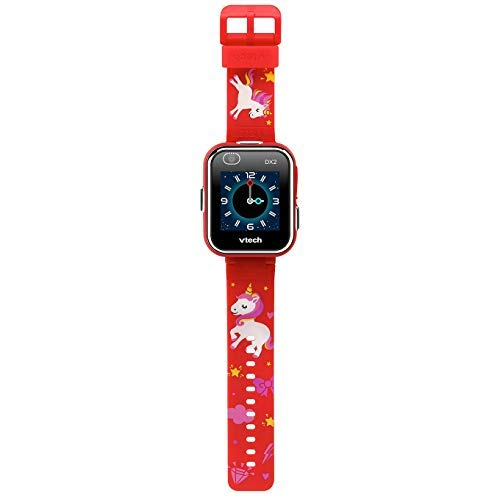 Kidizoom Smartwatch DX2 - Red with Unicorn Design