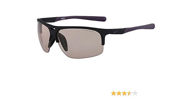 Térmico Monet Transformador  Amazon.com: Nike Max Transitions Speed Tint Lens Run X2 S PH Sunglasses,  Matte Black/Cave Purple: Clothing