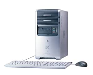 HP Pavilion a610n Desktop PC (2.10 GHz Athlon, 512 MB RAM, 160 GB Hard Drive, DVD/CD-RW Drive) (Discontinued by Manufacturer)