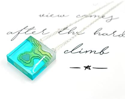jokeWENシリコーン型を作る水晶エポキシ型DIYのペンダントの宝石類の技術