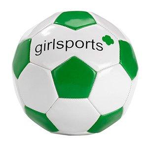 GirlSports Girl Scoutsサッカーボール B01HP2E0M4