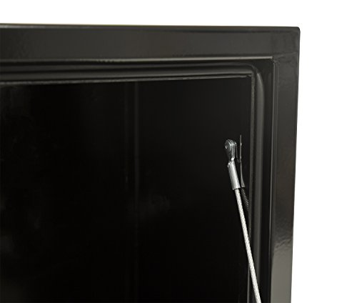 Buyers Products Black Steel Underbody Truck Box w/ T-Handle Latch (24x24x30 Inch) by Buyers Products (Image #2)