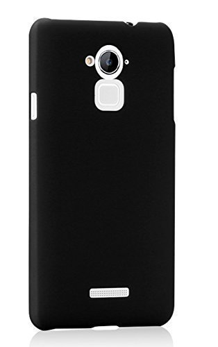 detailed look 8955c 7d144 Wow Imagine(Tm) Rubberised Matte Hard Case Back Cover for Coolpad Note 3 /  Coolpad Note 3 Plus (Black)