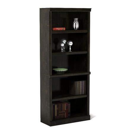 Better Homes and Gardens Ashwood Road 5-Shelf Bookcase Black + Furniture Polish from Better Homes & Gardens