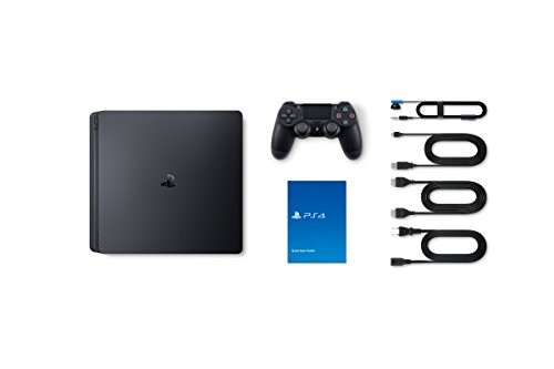 PlayStation 4 Console - 1TB Slim Edition 8