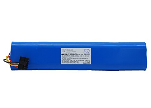 Cameron Sino 2000mAh / 24.0Wh Battery Compatible With Neato Botvac 70e, Botvac 75, Botvac 80, Botvac 85, Botvac Connected, 945-0177 , and others