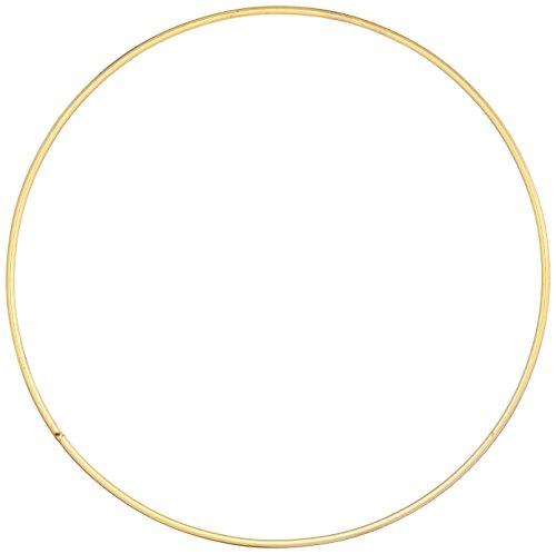 - Pepperell Braiding R8M Braiding Brass Ring, 8