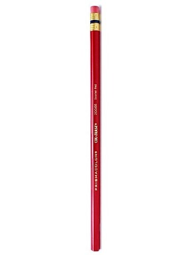 - Prismacolor Col-Erase Colored Pencils (Each) scarlet red [PACK OF 24 ]
