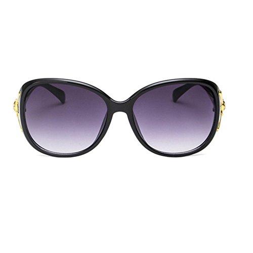 Resina de Mujer Portección UV Nikgic Sol Conducción de A Gafas Moda para Gafas Retro la Deportiva Polarizado Sol qqzIP