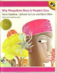 Paperback Why Mosquitoes Buzz in People's Ears Book