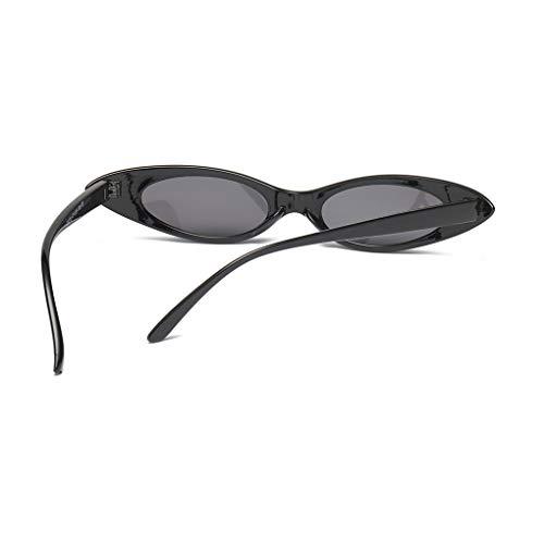 Gray Étroit Black Les Fish Minuscule Femmes Uv Lunettes Randonnée Soleil Skinny Pour Cadre Racing De Protection Slim Frame TFnAZn