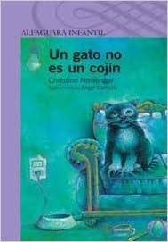 Gato no es un cojin, un (Alfaguara Juvenil): Amazon.es ...