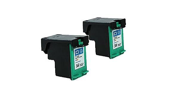 MULTIPACK cartucho de tinta CMY C9505EE Recambio para impresora HP ...