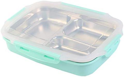 Caja de almuerzo de acero inoxidable Agua hirviendo Contenedor de ...