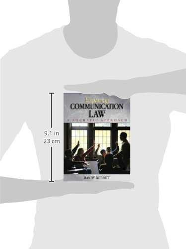 Exploring Communication Law: A Socratic Approach by Routledge