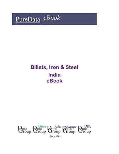 (Billets, Iron & Steel in India: Market Sales )