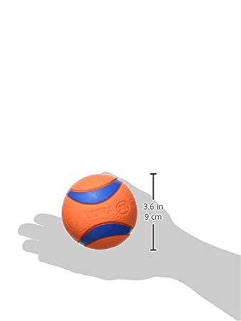 Durable High Bounce Rubber Launcher Compatible 2 Pack Chuckit Ultra Ball Small