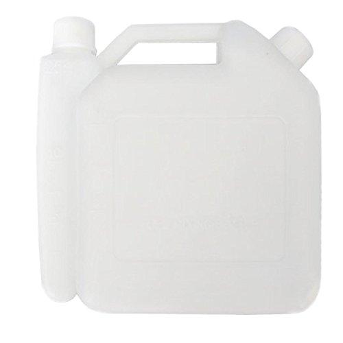 JRL 2-Stroke Fuel Mixing Bottle For Trimmer Chainsaw Oil Fuel Mixing Storage (Mixing 2 Stroke Oil)