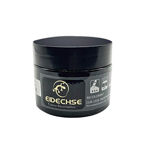 Lorchwise Leather Recoloring Balm Renew Restore Repair Color to Faded Scratched Leather for Couches Car Seats Clothing Purses 1.7 Oz 50ML
