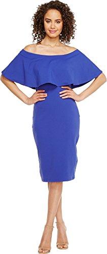caroline blue dress - 8