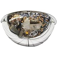 Vision Metalizers DPB2612 Acrylic Dome Mirror