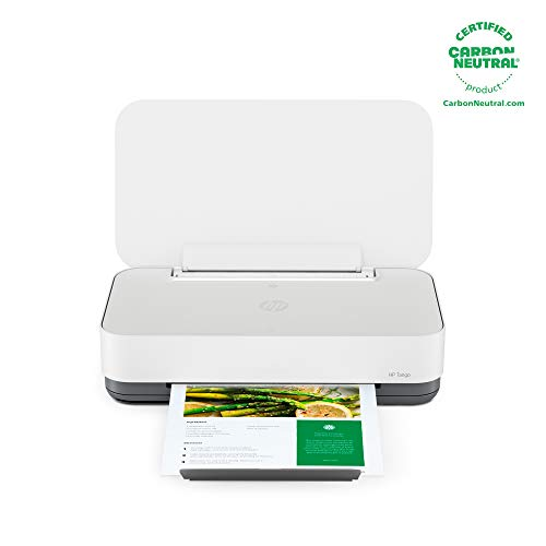 HP Tango Terra Smart Wireless Printer – A Sustainable Home Printing System, Instant Ink & Amazon Dash Replenishment Ready (2RY54A)