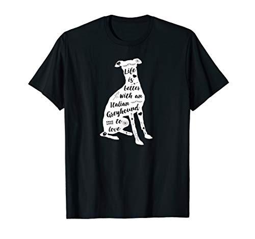 Italian Greyhound Shirt for Italian Greyhound Dog Lovers T-Shirt