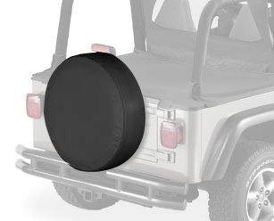 Bestop 61030-15 Bestop Tire Cover 30'' x 10'' Spare Tire Cover Tire Cover 30'' x 10''