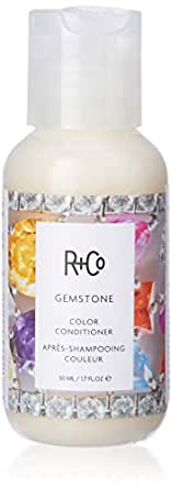 R+Co Gemstone Travel Size Conditioner, 50 milliliters