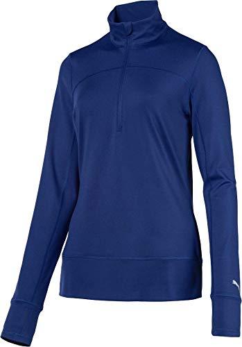 [プーマ] レディース シャツ PUMA Women's Quarter-Zip Golf Pullover [並行輸入品]   B07G31DKZN