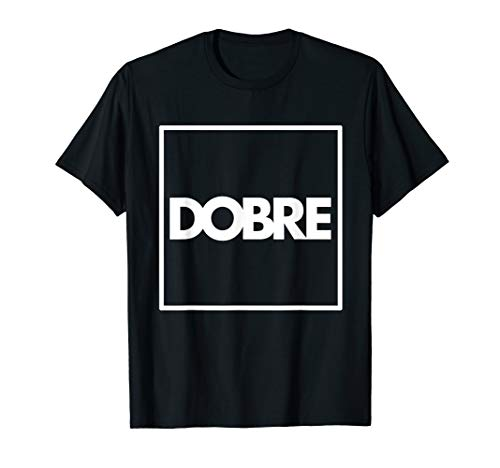 Dobre Box Pane Brothers Clothes For Kids Mens Womens Girls T-Shirt]()