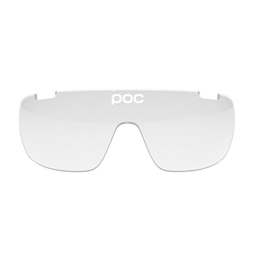 POC - DO Half Blade Spare Lens, Spare Sunglass Lenses, Clear 90.0 (Spare Lenses Clear)